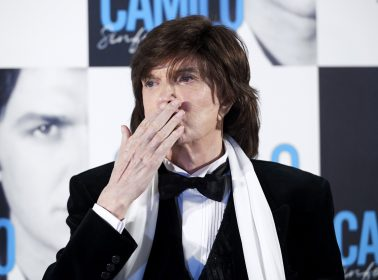 Beloved Spanish Singer Camilo Sesto Dies at 72