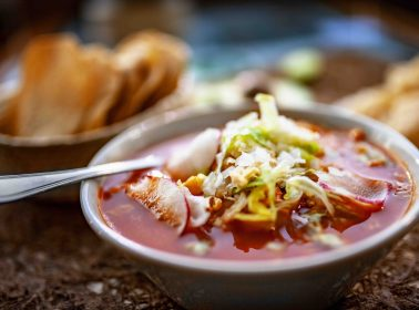 A Clip of Ina Garten Making This Questionable Pozole Has Mexican Twitter Shook