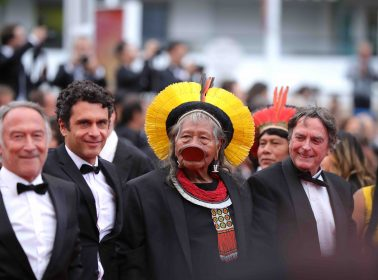 Indigenous Chief Raoni Metuktire Nominated for Nobel Peace Prize for Fighting for the Amazon