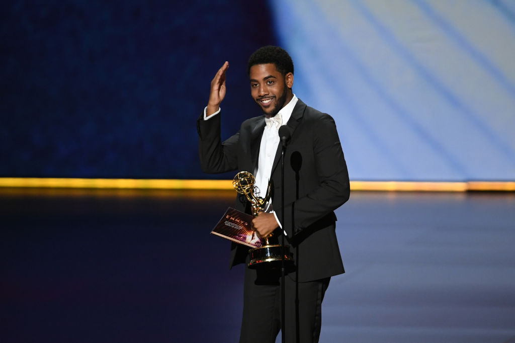 "Jharrel Jerome on Emmy Win: ""I Hope This Is a Step Forward for Dominicans, for Latinos, for Afro-Latinos"""