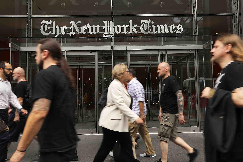 The NYT Shut Down Its Spanish-Language Platform