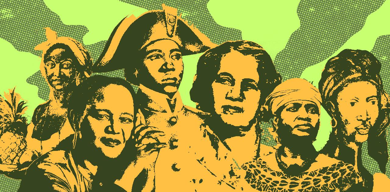 Herstory: 11 Haitian Women to Celebrate During Hispanic Heritage Month