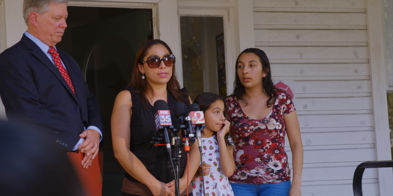 TRAILER: This Netflix Doc Series Is an Intimate Look at Undocumented Families Facing Deportation