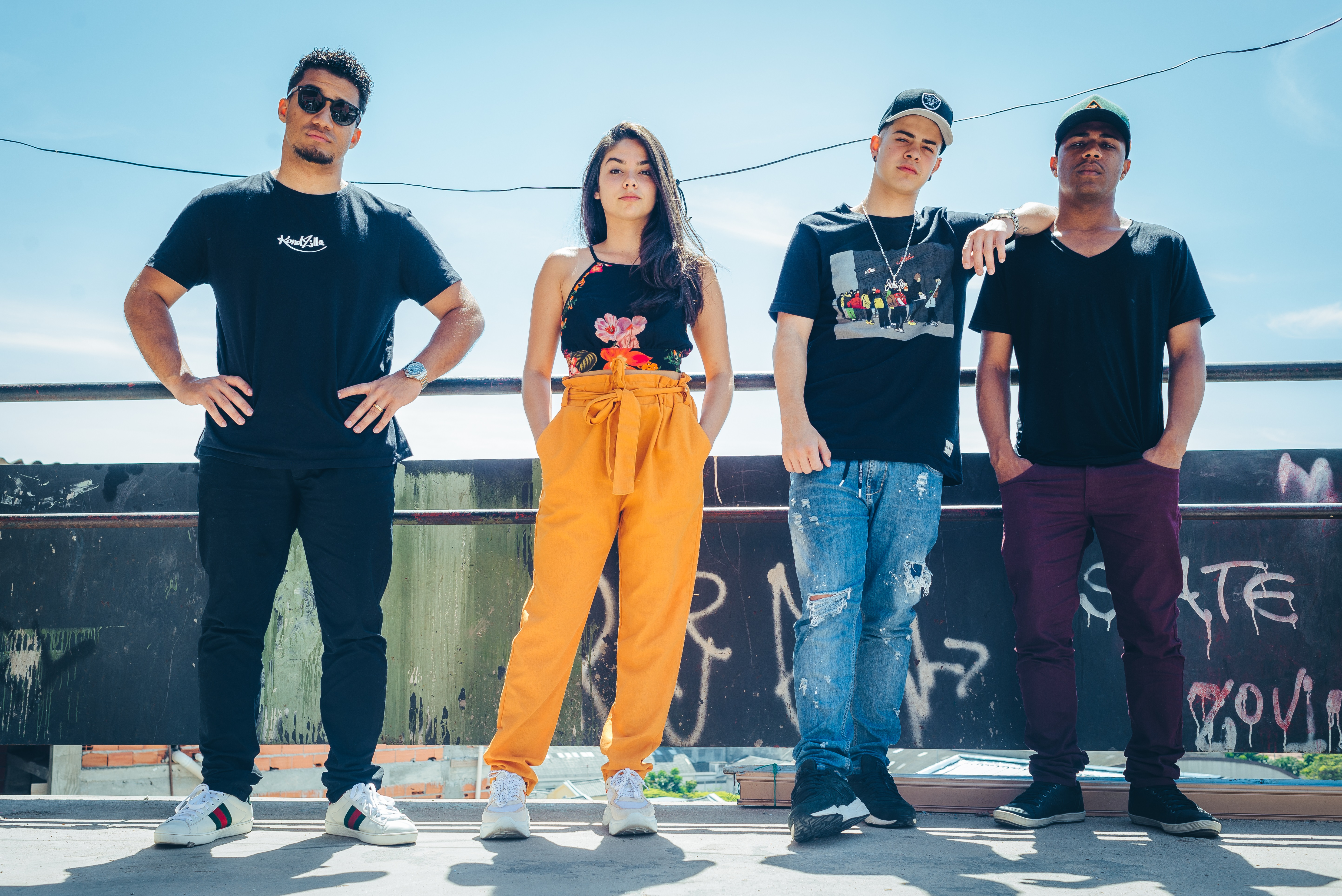 TRAILER: Brazilian Series 'Sintonia' Is a Brightly Colored World With a Funk Paulista Soundtrack