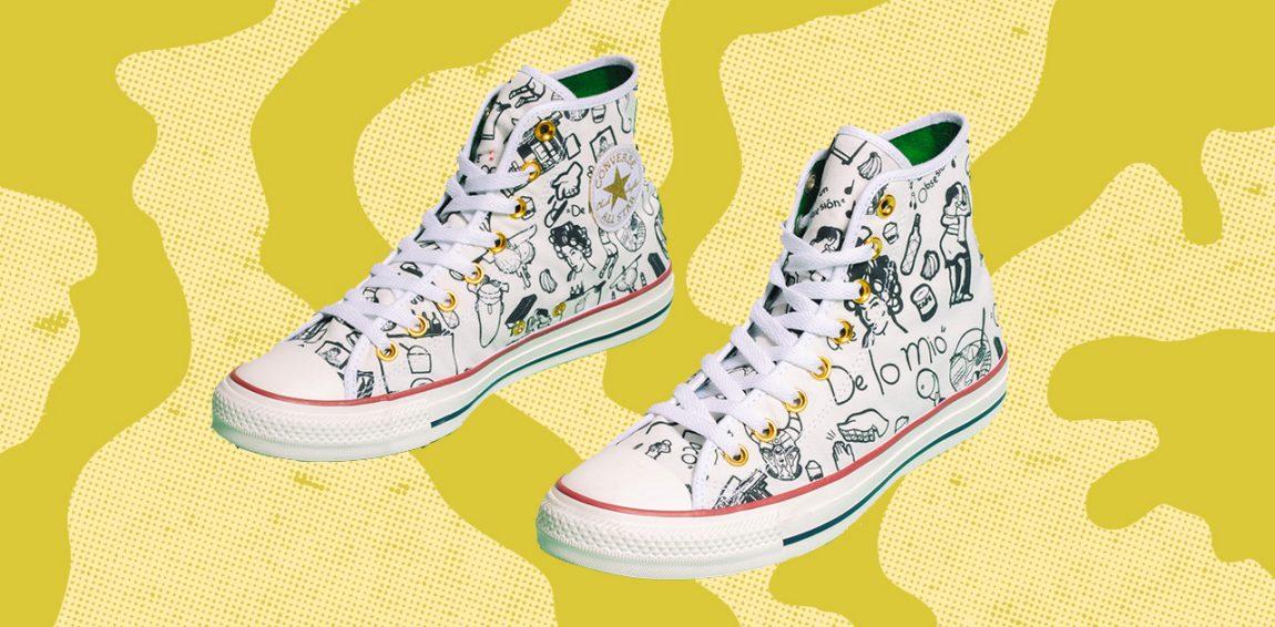 Converse Releases Queer Inspired Sneakers | Gayhavior
