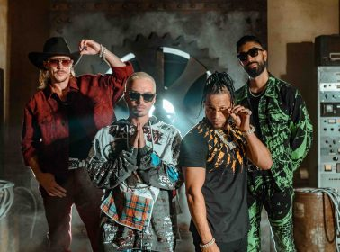 "J Balvin, Major Lazer & El Alfa's Late Summer Drop ""Que Calor"" Will Get You Dripping on the Dance Floor"