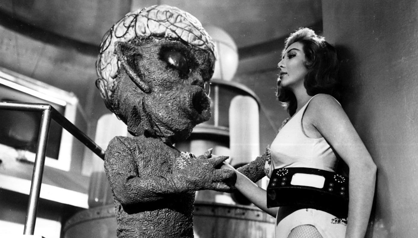 Ana Maria Lepe review: 'la nave de los monstruos' 1960 mexican sci-fi movie
