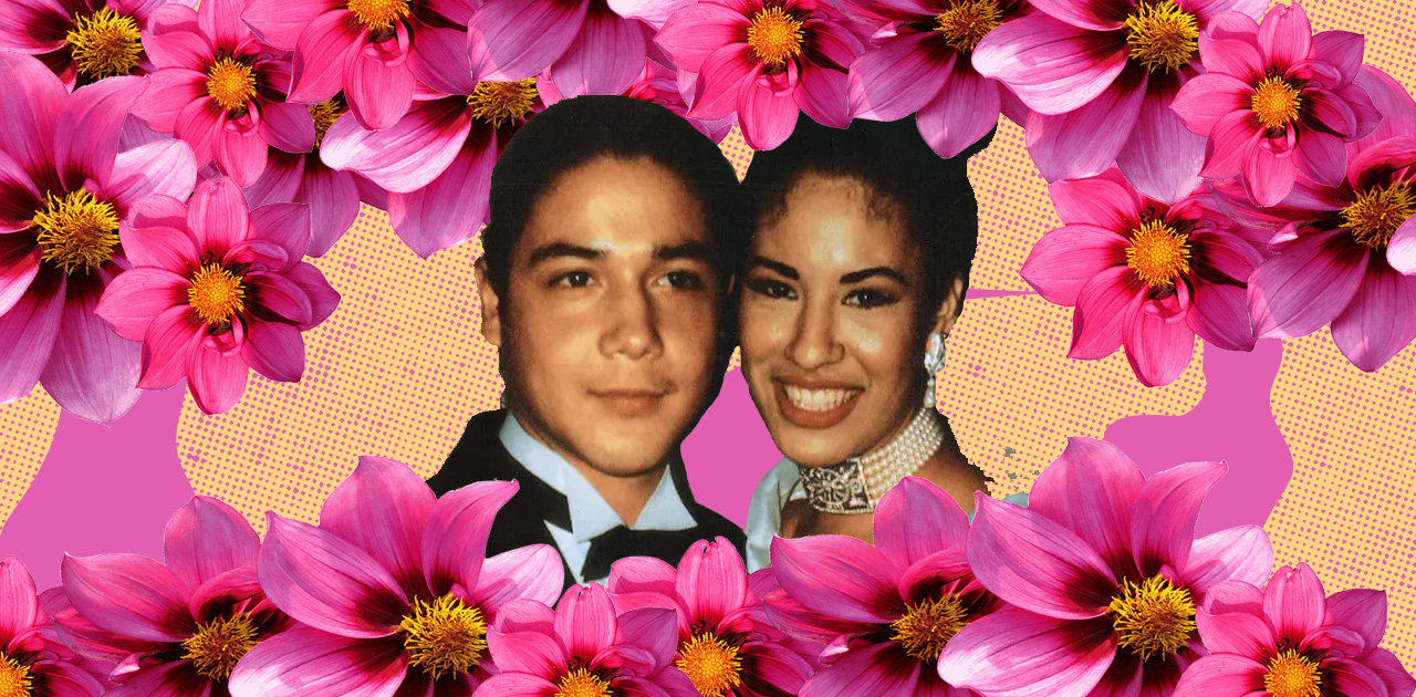 Ahead of Cuffing Season, 15 Photos of Selena & Chris Perez That Will Make You Believe in Love