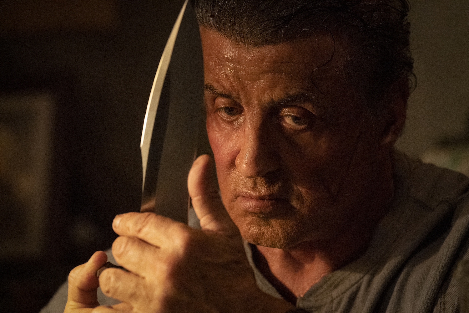 What Latino Critics Are Saying About 'Rambo: Last Blood'