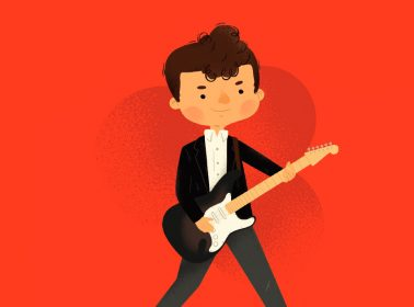 Lil' Libros Dropped the First-Ever Picture Book on Ritchie Valens