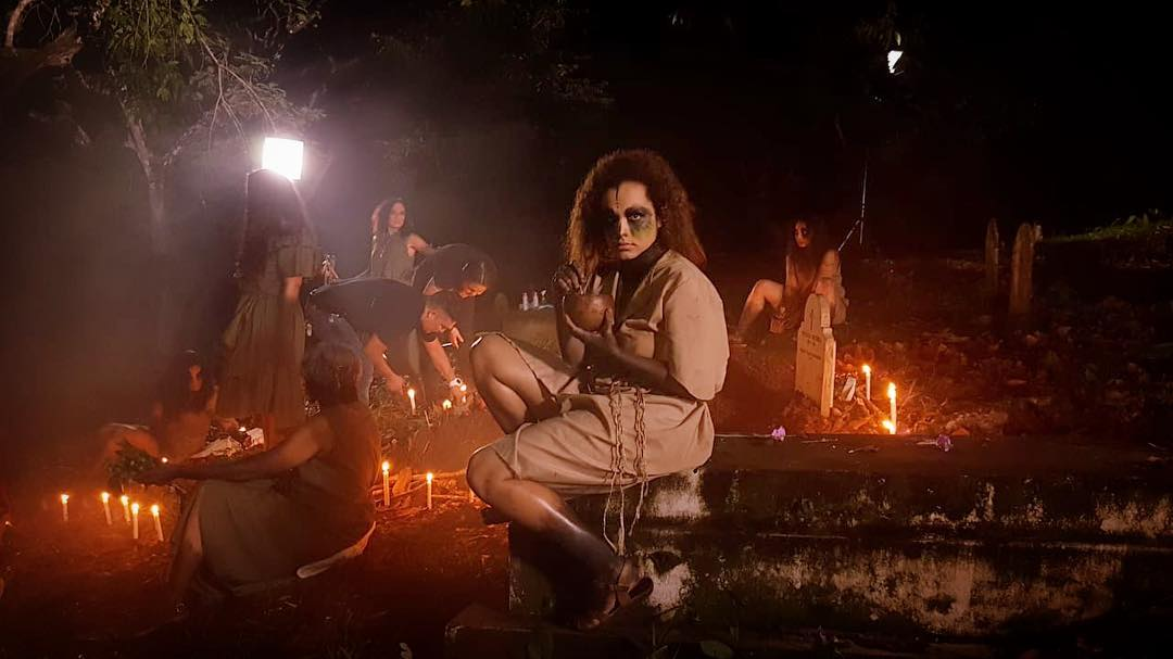 TRAILER: Based on Local Folk Tales, 'Diablo Rojo PTY' Is Panama's First Horror Film