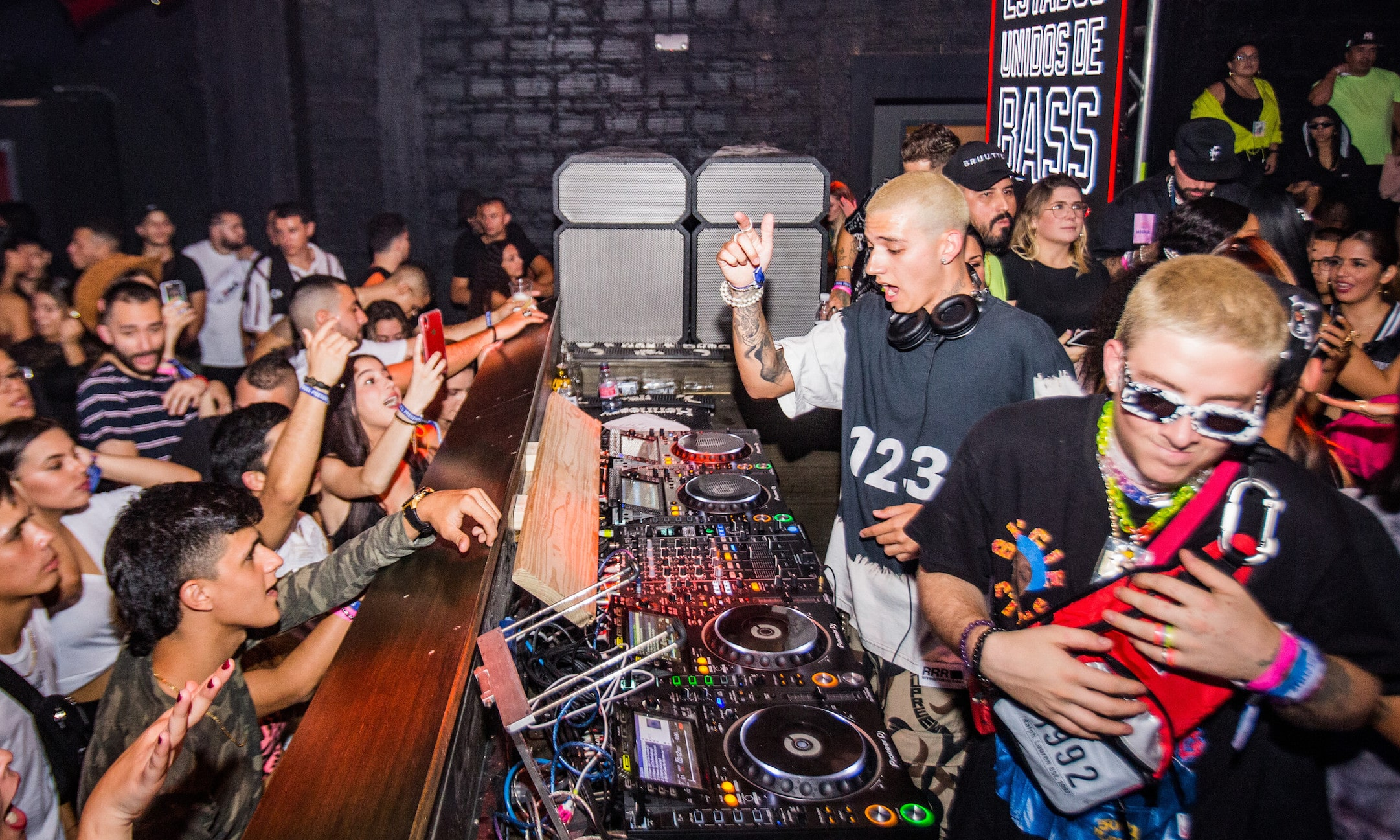 Estados Unidos De Bass Brought Urbano Artists From the World Over for One Night in Miami