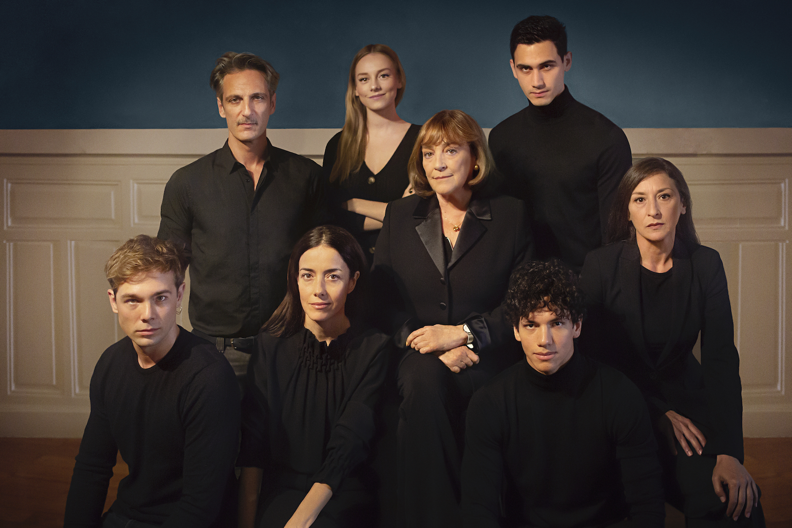 'La Casa de las Flores' Creator Is Making a Netflix Miniseries Starring Carmen Maura & Cecilia Suarez