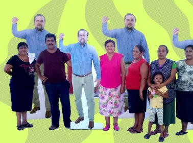 This Mexican Mayor Couldn't Attend an Event So He Sent a Cardboard Cutout of Himself In His Place