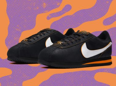 Looks Like We're Getting a Dia de Muertos-Inspired Cortez Sneaker
