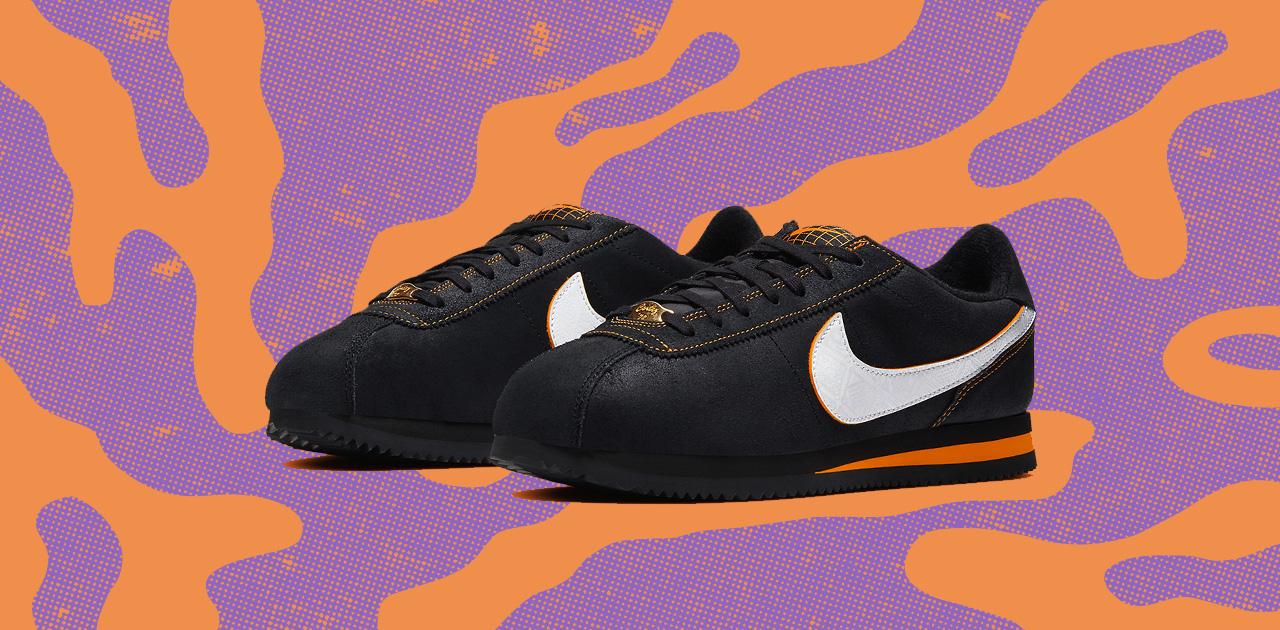 Looks Like We're Getting a Dia de Muertos-Inspired Cortez Sneaker