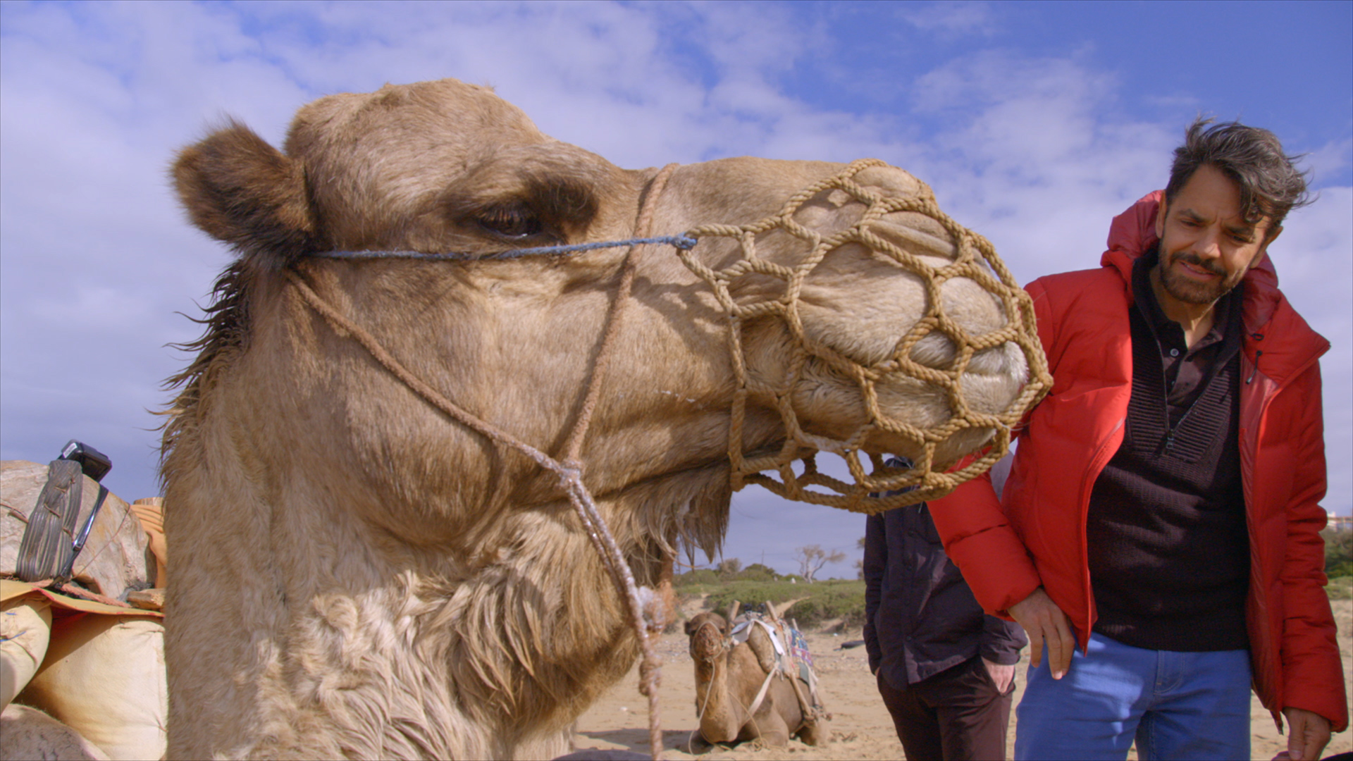 TRAILER: Eugenio Derbez & His Famous Family Head to Morocco in New Reality Show