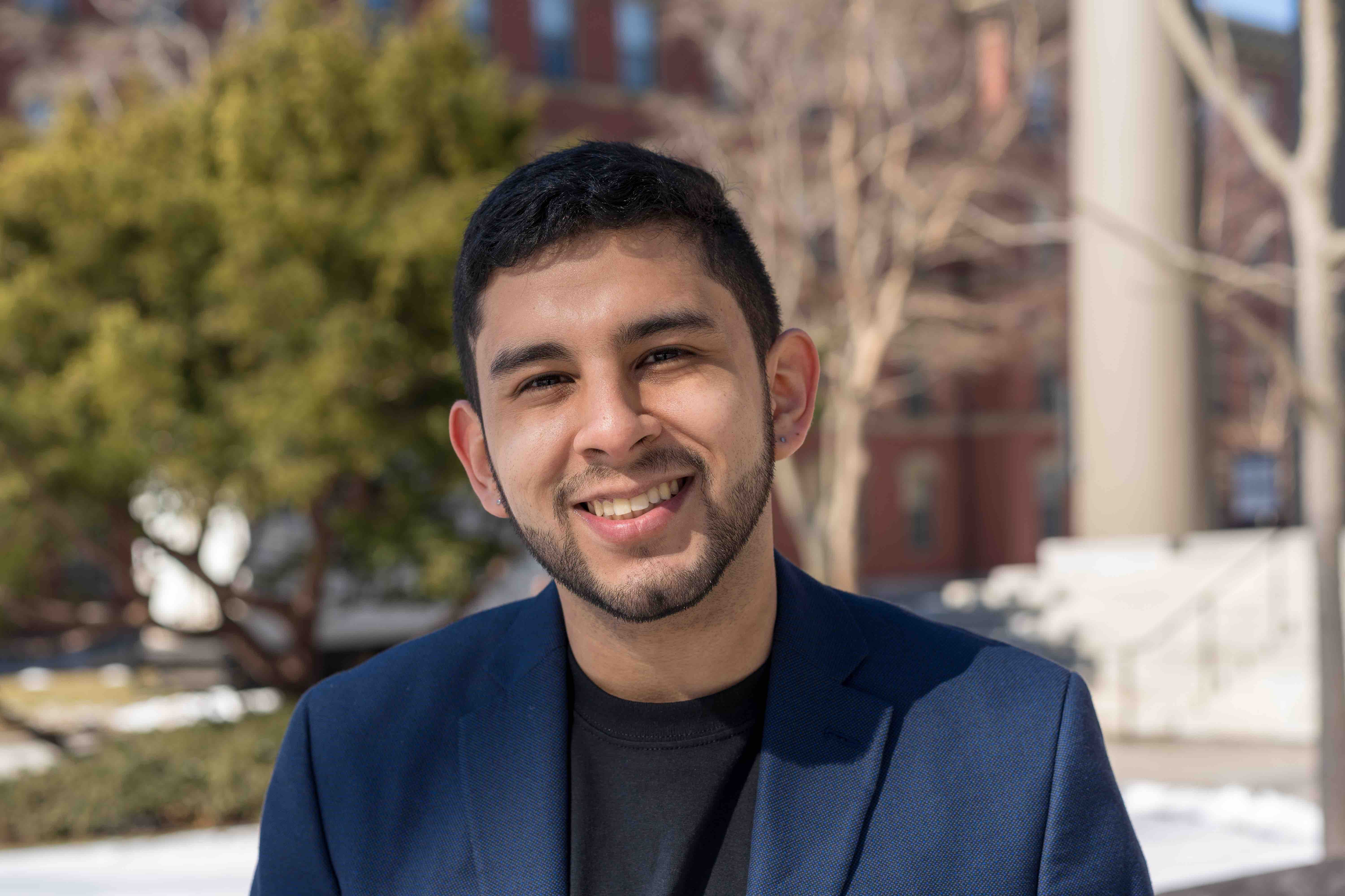 Meet Ruben Reyes, the Harvard Grad Who Started the University's Only Latinx Literary Mag