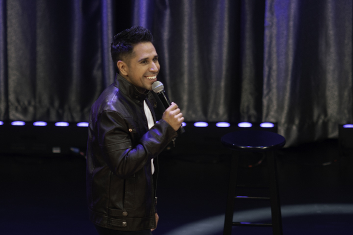 Comedian Erik Rivera On Using Stand-Up to Heal After Sept. 11 & His NewHBO Latino Special