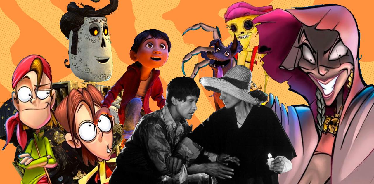 9 Día de Muertos Movies to Get You Ready for Catrina Season