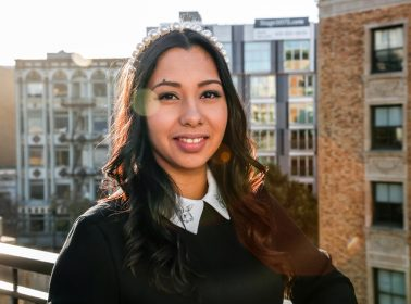 Sarahi Espinoza Salamanca Created an App to Help Undocumented Students Find College Scholarships