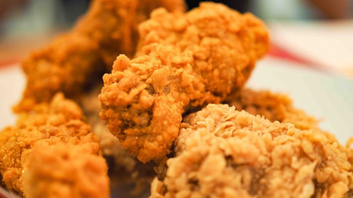 This Latina-Owned Restaurant Is Being Touted as the Country's First Vegan Fried Chicken Spot