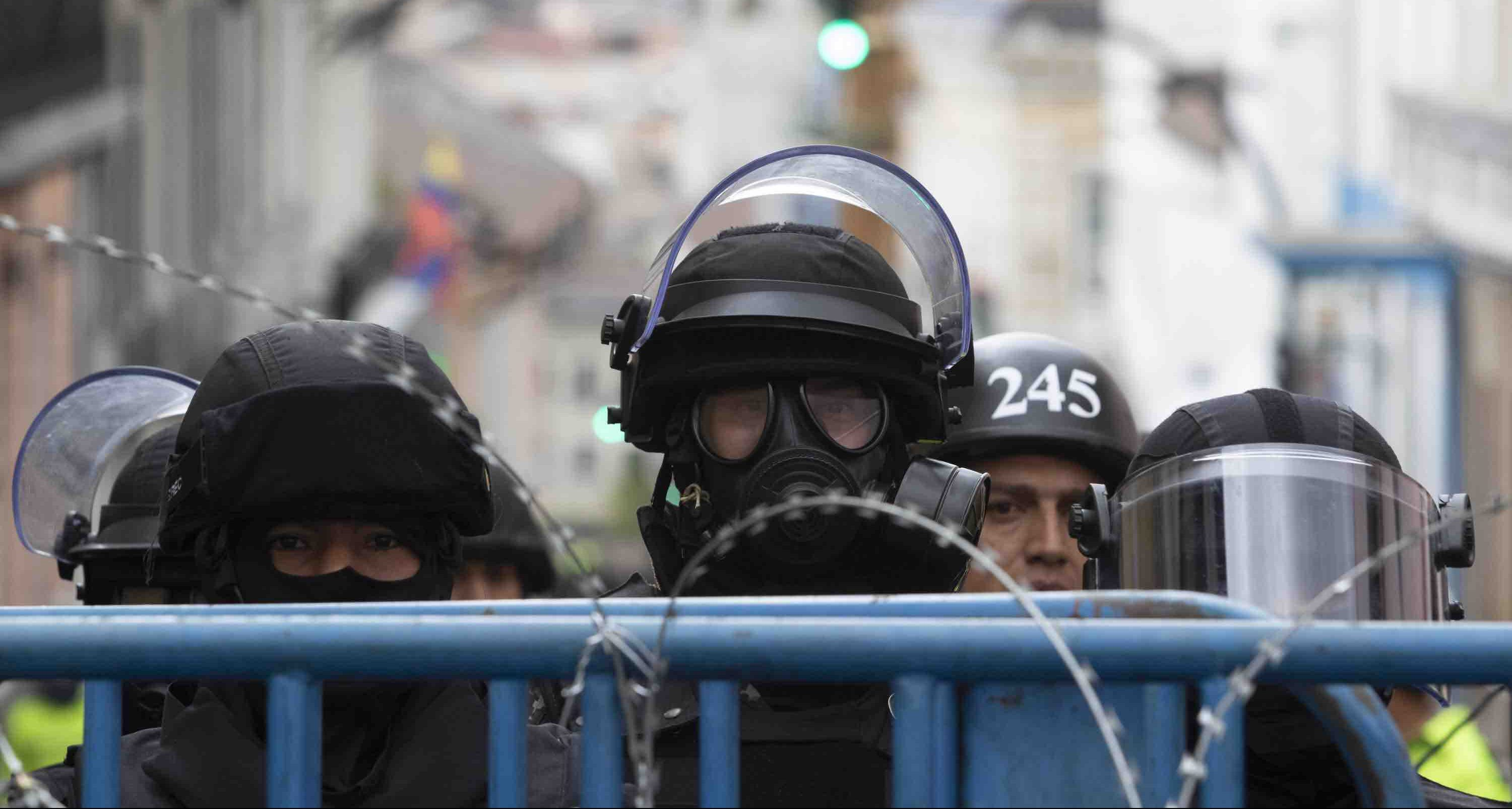 In Ecuador, Indigenous Protestors Force Government Out of Capital