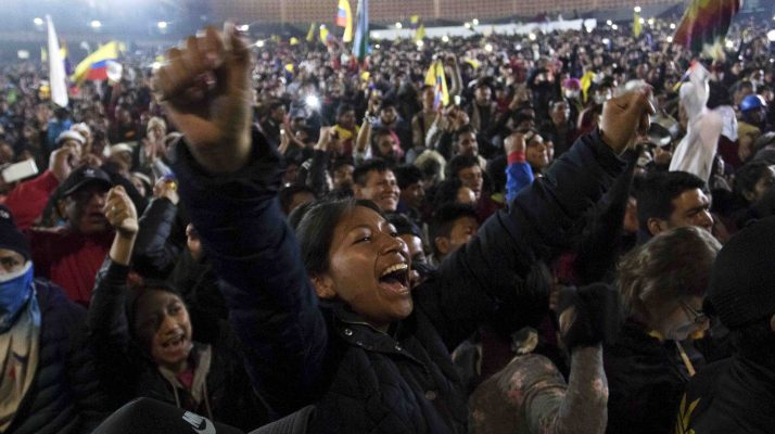 After 10 Days of Protest, Indigenous Ecuadorians Celebrate End to Subsidy Cuts