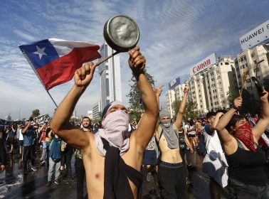 This Failed 'Live the Revolution' Tour in Chile Attempted to Monetize the Protests