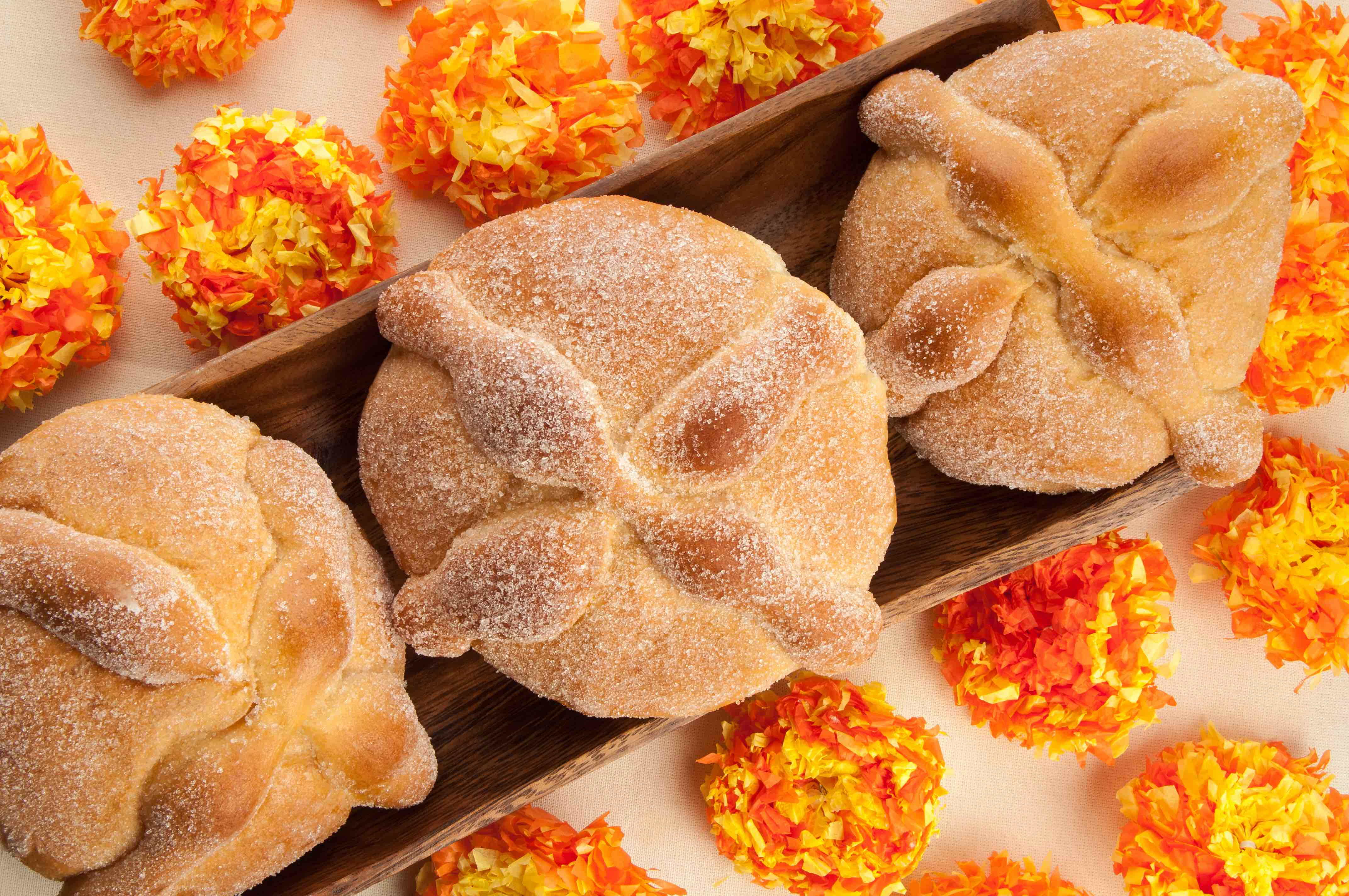 You Will Either Hate or Love How Pan de Muerto Is Used in These Recipes