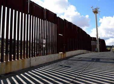 Trump's Border Wall Construction Crew Is Bulldozing Through Sacred Land