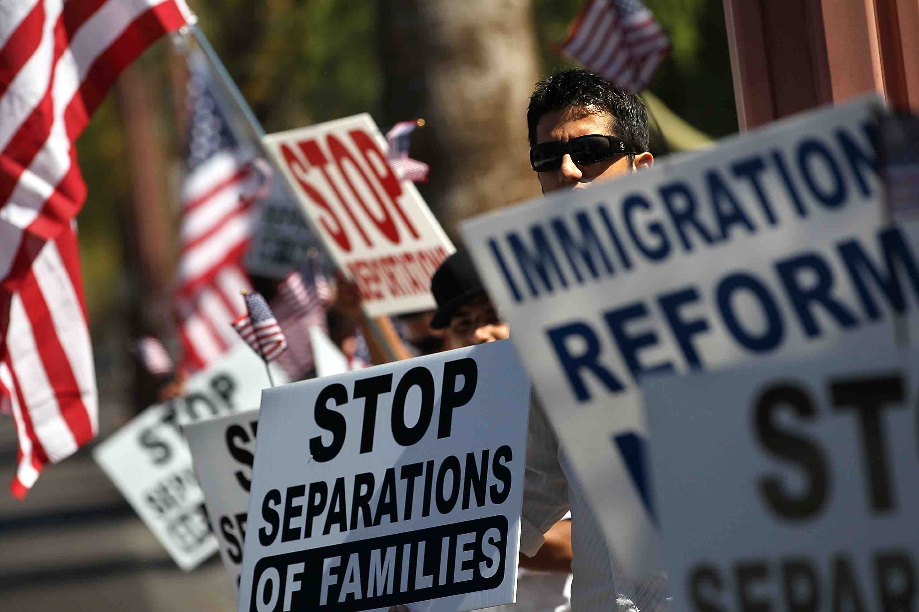 New Site Helps ICE Agents Quit Their Jobs & Find Employment That Doesn't Dehumanize Immigrants