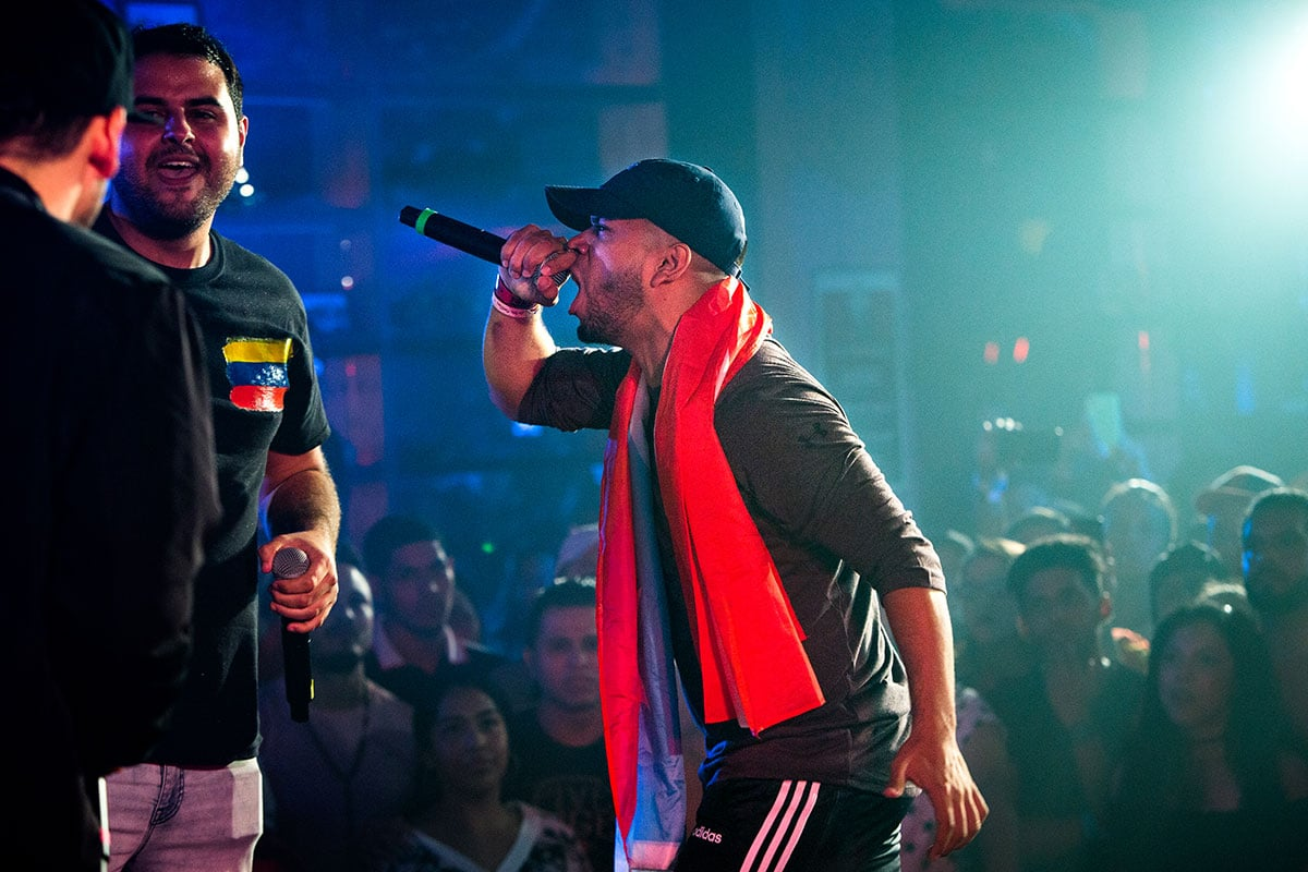 Batalla De Los Gallos Is the Competition Elevating Underground Latino Rappers