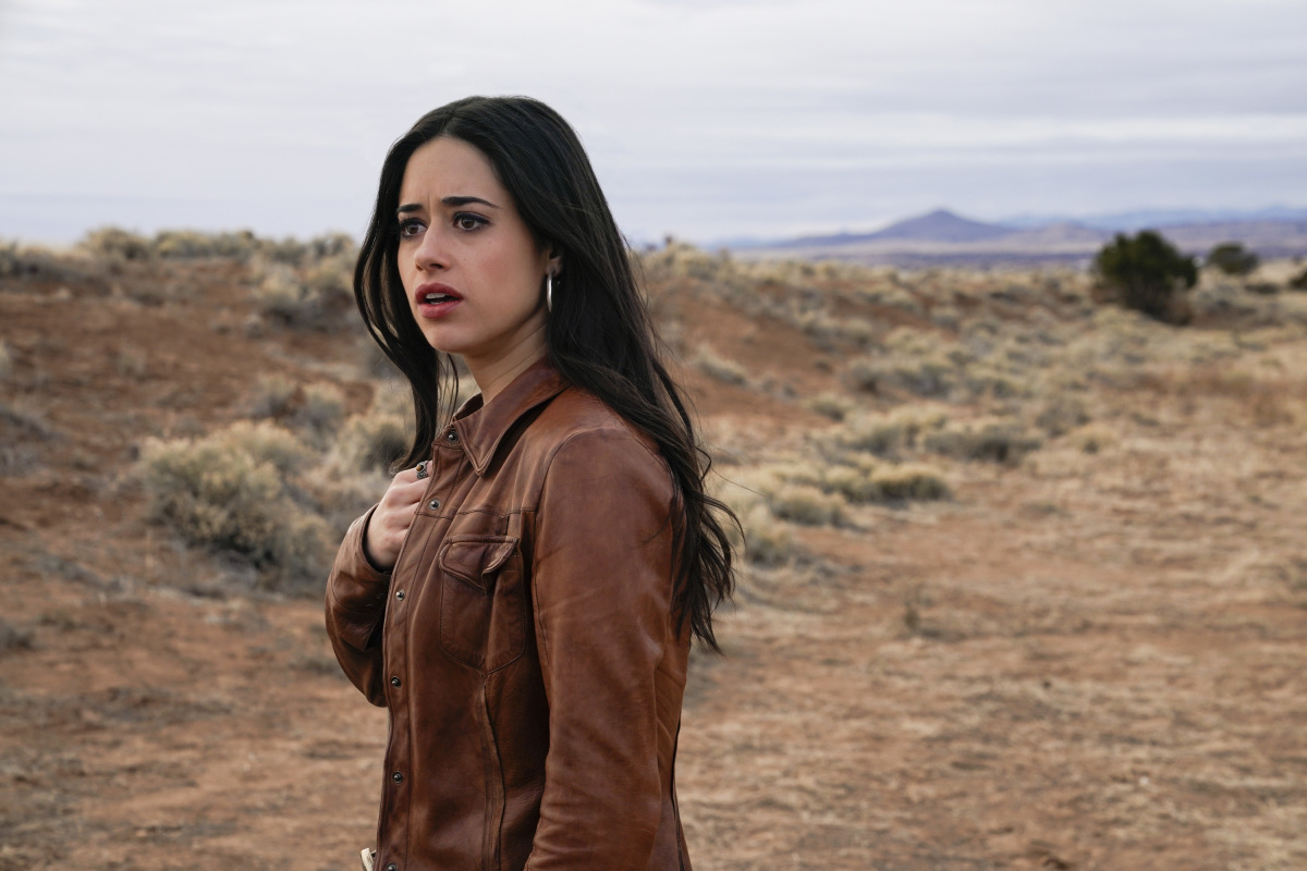 We Finally Have a Premiere Date for 'Roswell, New Mexico' Season 2