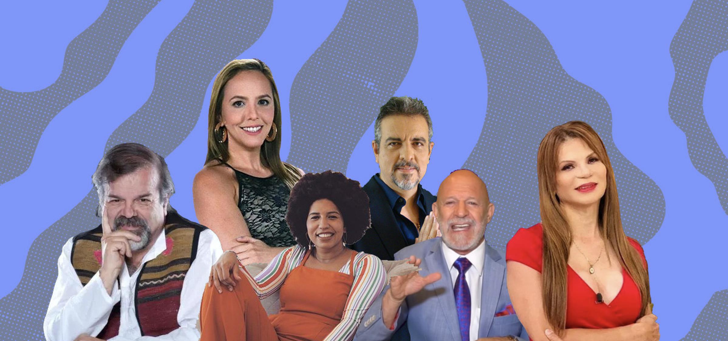 6 Latin American Astrologers Who Aren't Walter Mercado