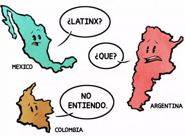 This Comic Breaks Down Latinx vs. Latine for Those Who Want to Be Gender-Inclusive