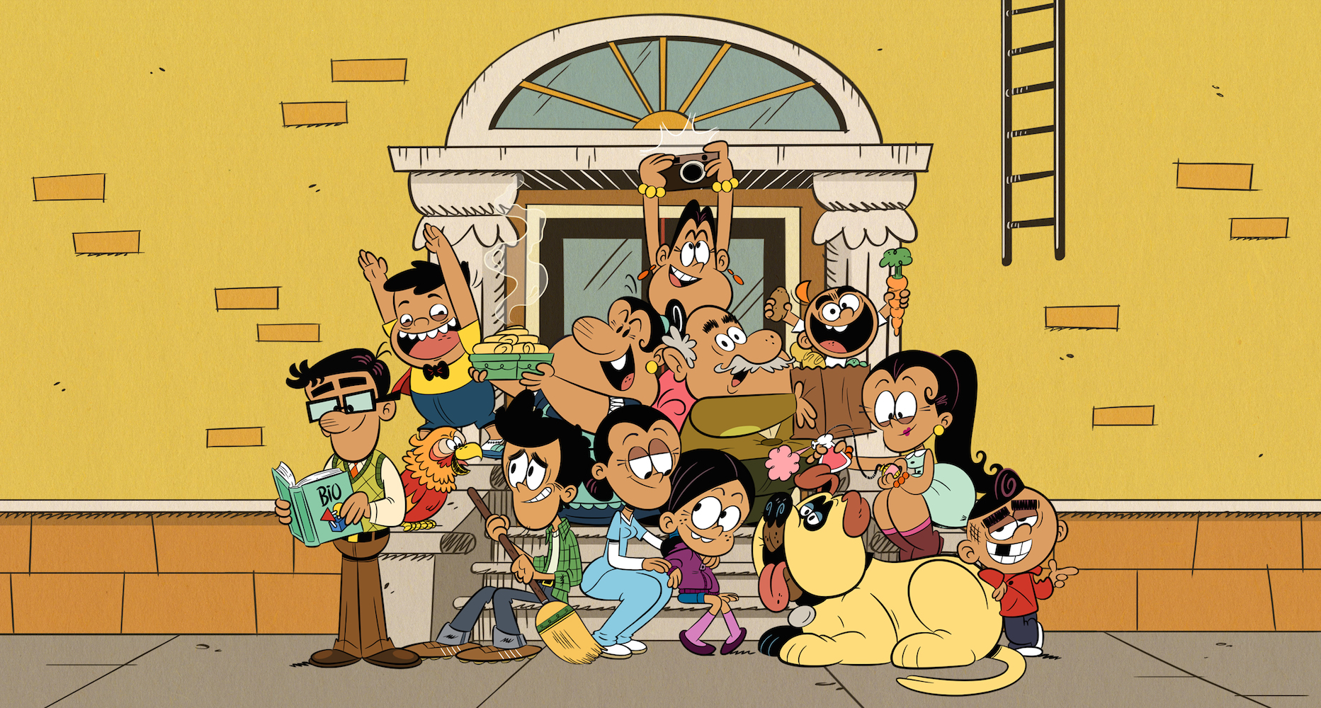 TRAILER:Nickelodeon's New Animated Series 'The Casagrandes' Is aMexican-American Family Comedy