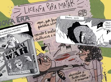 In Brazil, Artists Counter Bolsonaro's Cultural Censorship Through Political Cartoons