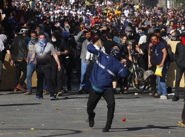Chilean Government Declares a State of Emergency as Thousands Protest Economic Inequality