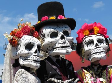 Mexico Has a Día De Muertos Theme Park & We're Dying to Go