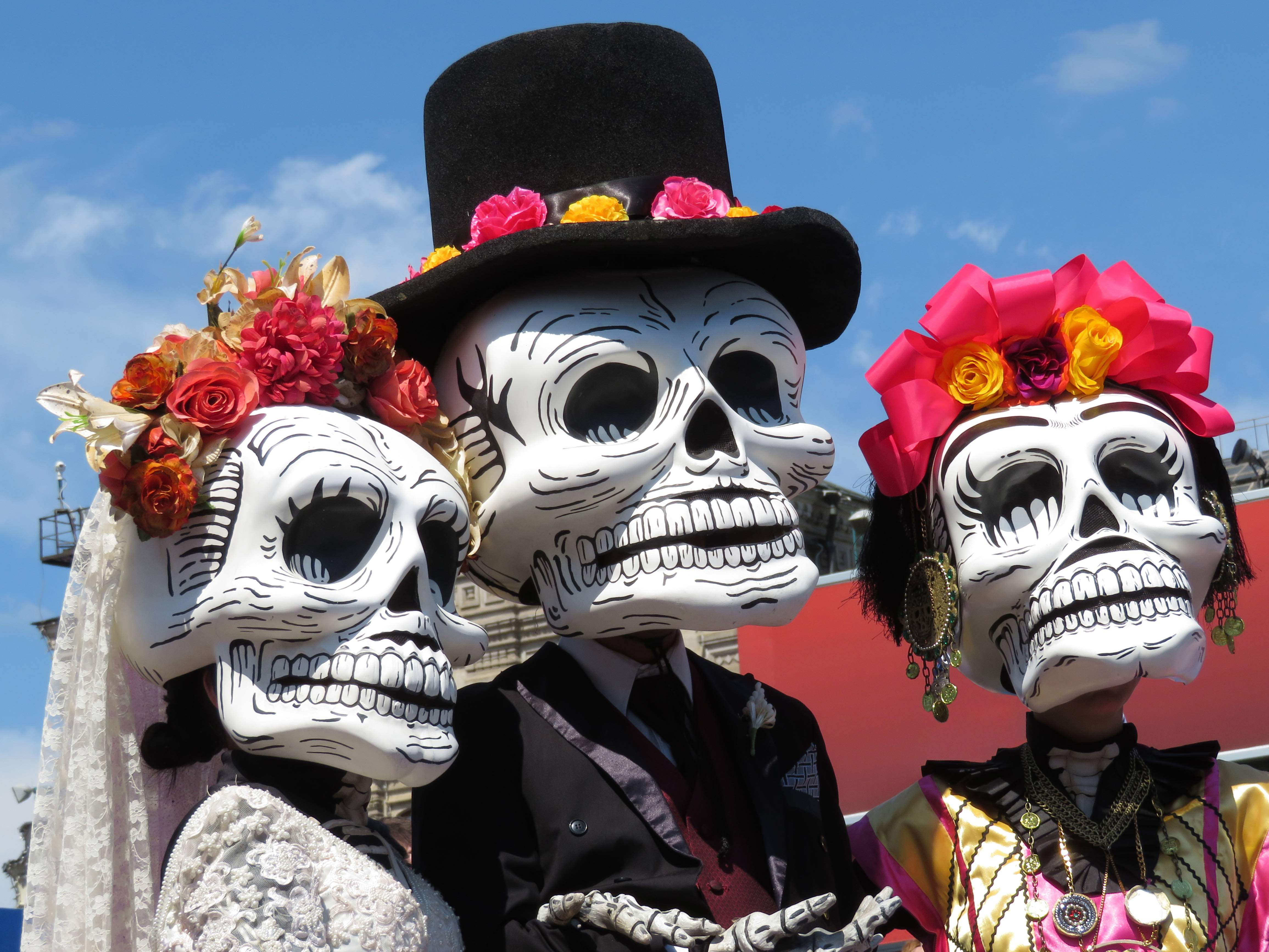 Mexico Has a Día De Muertos Theme Park & We're Dying to Go