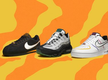 Nike Announces Drop Dates for Día de Muertos-Inspired Sneaker Pack