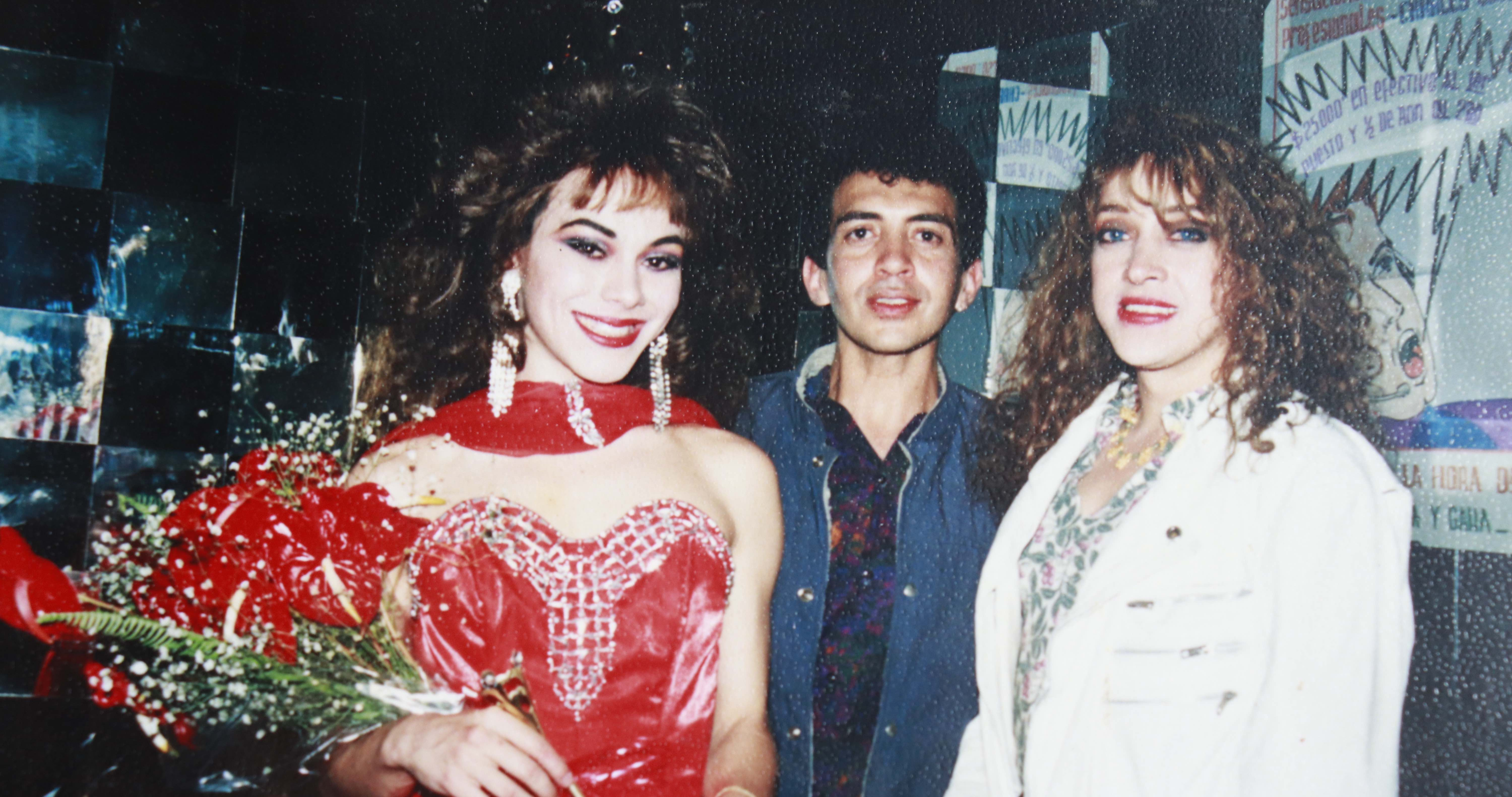 This Photo Archive Holds the Untold History of Colombia's Trans Community