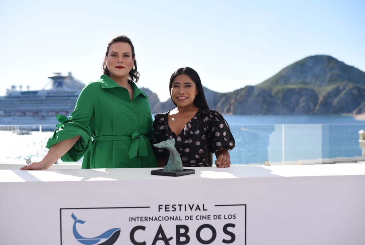 Yalitza Aparicio & Daniela Vega On What It's Like to Be an Actress from an Overlooked Community