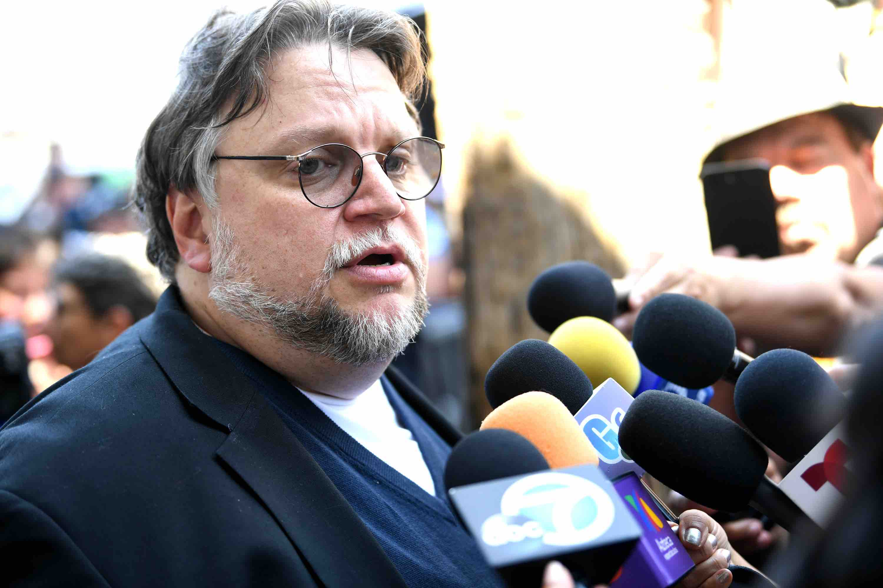 Guillermo del Toro Calls Out Victoria for Using His Image on Beer Cans Without Permission