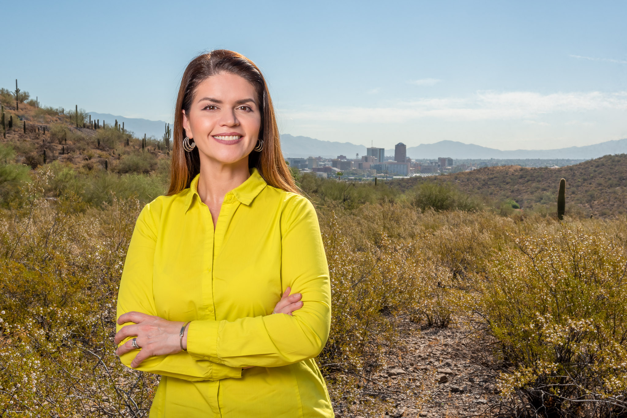 Regina Romero Makes History as Tucson's First-Ever Latina Mayor