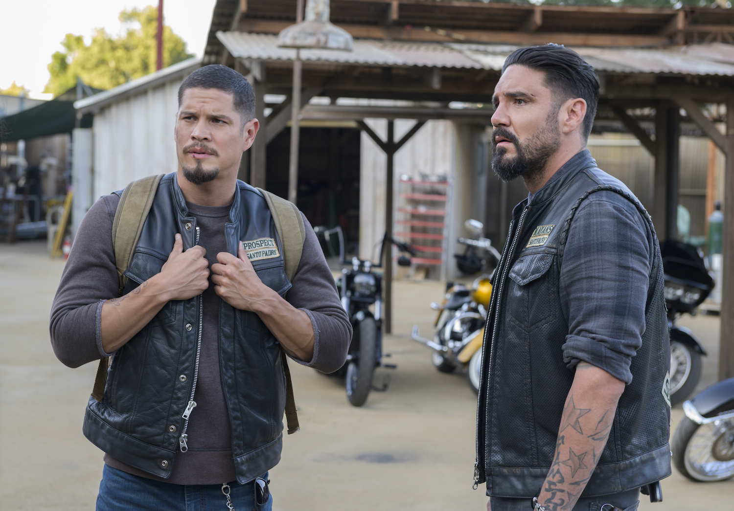 FXRenews 'Sons of Anarchy' Spinoff 'Mayans MC' for Season 3
