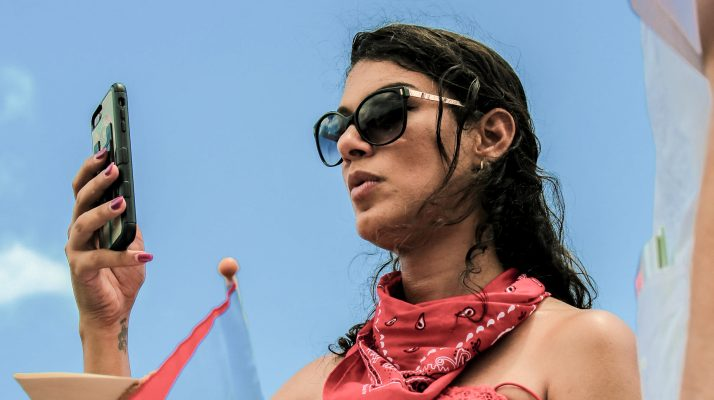 Trans Activist Kicked Out of Event for Protesting Puerto Rico Governor Wanda Vázquez