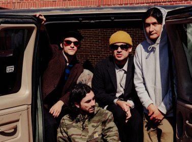 """Latino Psych Band Native Sun Find Light in the Darkness on """"Oedipus Race"""""""