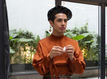TRAILER: Gender-Nonconforming Fashion DesignerSantiago Artemis Is the Perfect Reality TV Star